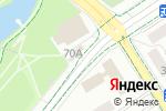 Схема проезда до компании Цветы от Марины в Альметьевске