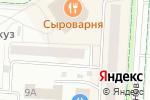 Схема проезда до компании Юничел в Альметьевске