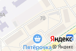 Схема проезда до компании Сумка.ru в Альметьевске