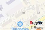 Схема проезда до компании Дамские штучки в Альметьевске