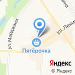 Дамские штучки на карте Альметьевска
