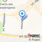 КЛЕВЫЙ на карте Альметьевска