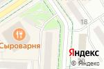 Схема проезда до компании КЛЕВЫЙ в Альметьевске