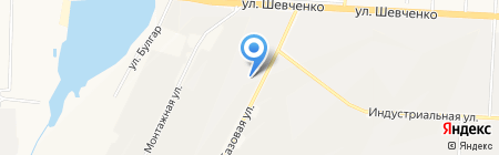 HoReCa market на карте Альметьевска