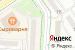 Схема проезда до компании Малыш+ в Альметьевске