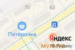 Схема проезда до компании Ипи-хлеб в Альметьевске
