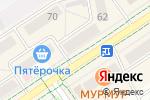 Схема проезда до компании ЭЛЕН в Альметьевске