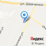 ПЭК на карте Альметьевска