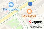 Схема проезда до компании Пекарня в Альметьевске