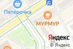 Схема проезда до компании Илназ в Альметьевске