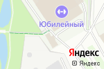Схема проезда до компании Хоккей+ в Альметьевске