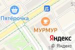 Схема проезда до компании Кружево в Альметьевске