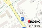 Схема проезда до компании Фармленд-Поволжье в Альметьевске