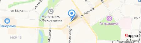 МёбельХолл на карте Альметьевска