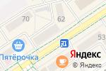 Схема проезда до компании MINI Moda в Альметьевске