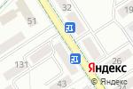 Схема проезда до компании Мир мяса в Альметьевске