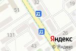 Схема проезда до компании Альпари в Альметьевске