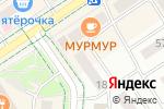 Схема проезда до компании Консультационный пункт адвокатской конторы №1 г. Альметьевска в Альметьевске