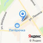 Центр по защите прав потребителей Республики Татарстан на карте Альметьевска