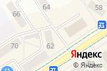 Схема проезда до компании Тайна грации в Альметьевске