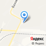 Татнефть-Энергосбыт на карте Альметьевска