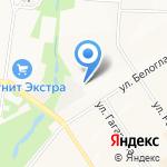 Салон проката на карте Альметьевска