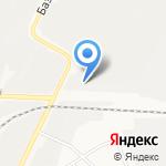 ЗАВОД НЕСТАНДАРТНОГО ОБОРУДОВАНИЯ АНТЕЙ на карте Альметьевска