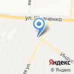 ДИЗЕЛЬ на карте Альметьевска