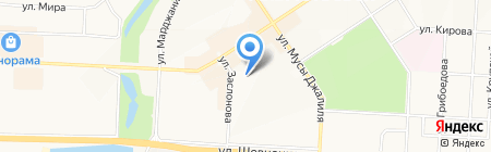 Центр доктора Бубновского на карте Альметьевска