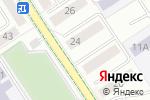 Схема проезда до компании СПЕКТР в Альметьевске