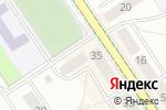 Схема проезда до компании Салям в Альметьевске