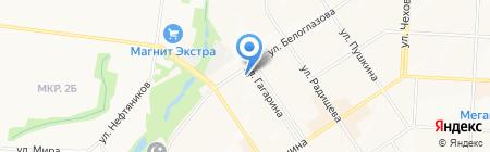 Дом посуды на карте Альметьевска