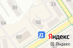 Схема проезда до компании Триколор в Альметьевске