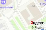 Схема проезда до компании Дельфин в Альметьевске