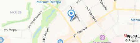 ТАМАРА на карте Альметьевска