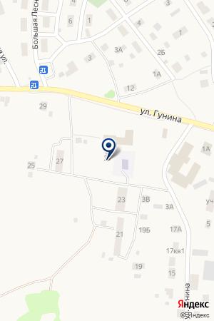 ДЕТСКИЙ САД № 1 на карте Менделеевска