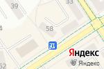 Схема проезда до компании ЭТЕЛЬ в Альметьевске