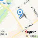 СПЕКТР на карте Альметьевска