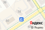 Схема проезда до компании Сапфир в Альметьевске