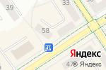 Схема проезда до компании Доминик в Альметьевске