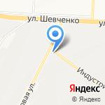 Центр лестниц на карте Альметьевска