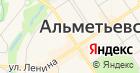 ТВ Спутник на карте