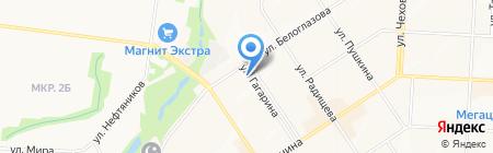 BLUES TIMES на карте Альметьевска