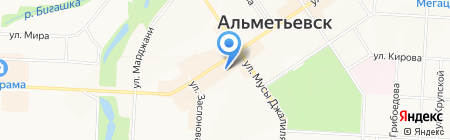 Дом света на карте Альметьевска