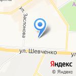 ТехноИнвест на карте Альметьевска