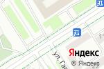Схема проезда до компании Звениговский мясокомбинат в Альметьевске