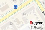Схема проезда до компании Саламат в Альметьевске