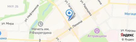 Империя вкуса на карте Альметьевска