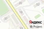 Схема проезда до компании Империя вкуса в Альметьевске