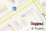 Схема проезда до компании Акула в Альметьевске